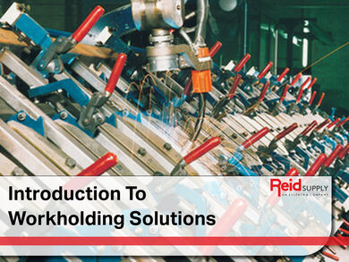 Introduction to Workholding Solutions