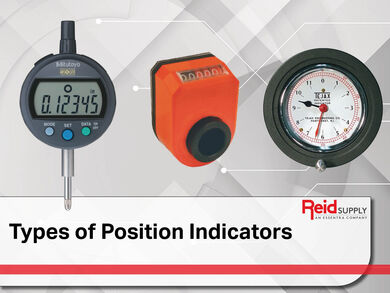 Types of Position Indicators