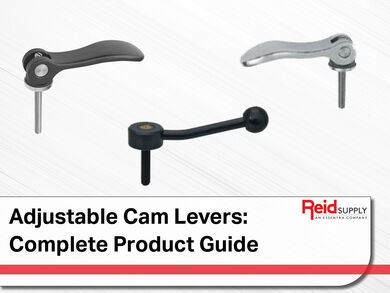 Adjustable Cam Levers Complete Product Guide