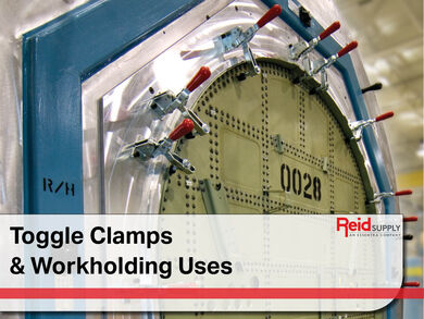 Toggle Clamps & Workholding Uses