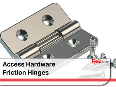 Access Hardware Friction Hinges