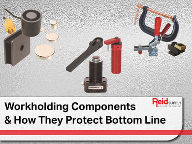 Workholding Components Protect Bottom Line