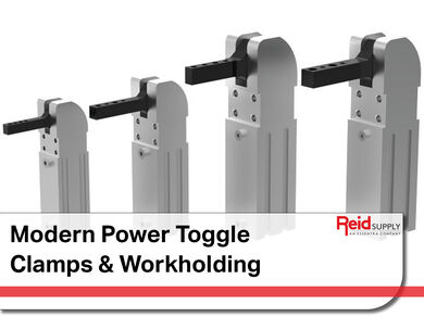 Modern Power Clamps & Workholding
