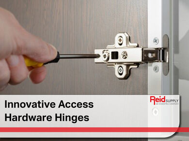 Innovative Access Hardware Hinges