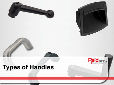 5 Types of Handles and What They're Used For