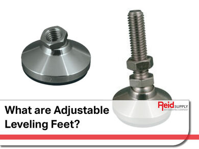 What are Adjustable Leveling Feet