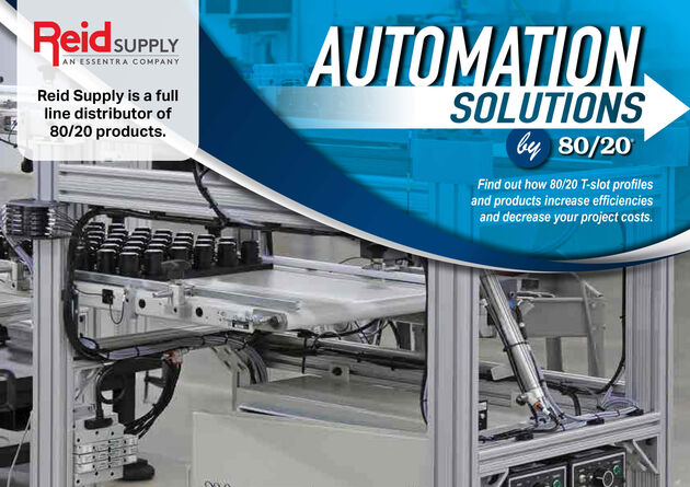 80/20 Automation Solutions