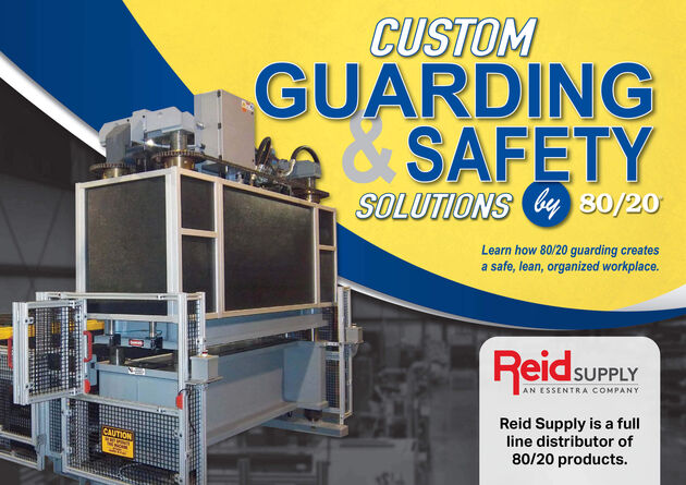 80/20 Guarding & Safety Solutions