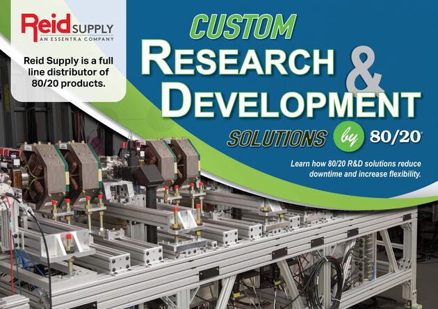 80/20 Research & Development Solutions