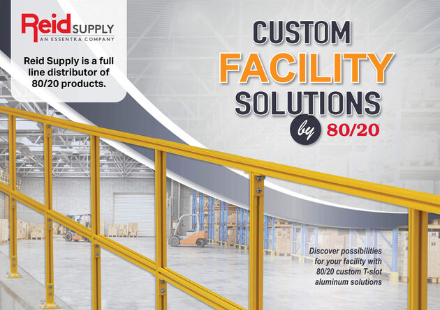 80/20 Facility Solutions