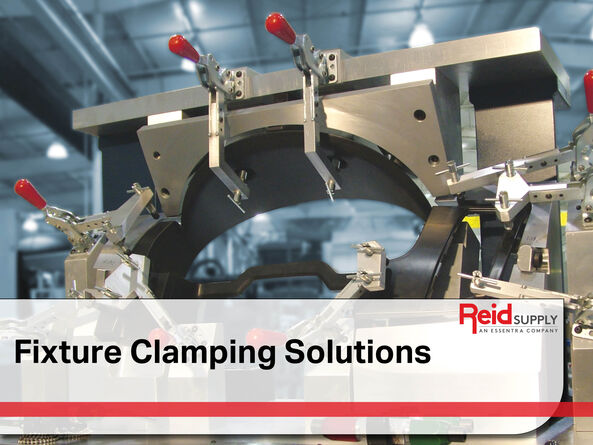 Fixture Clamping Solutions