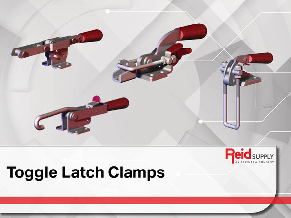 Toggle Latch Clamps