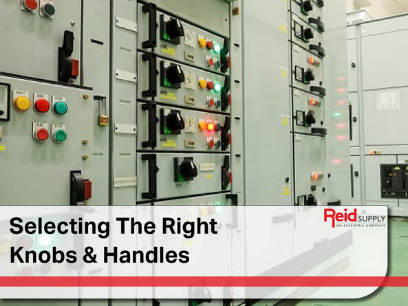 Selecting The Right Knobs & Handles