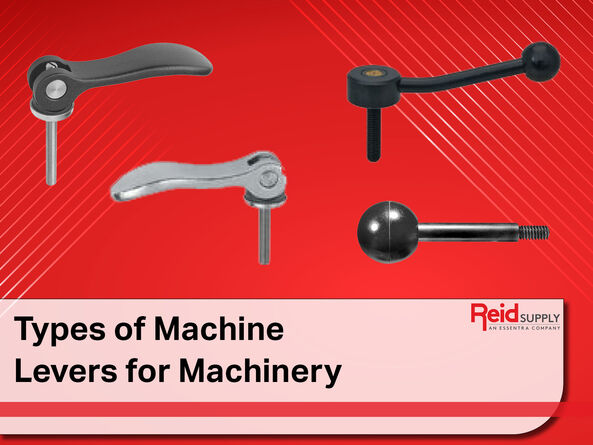 Types of Machine Levers for Machinery